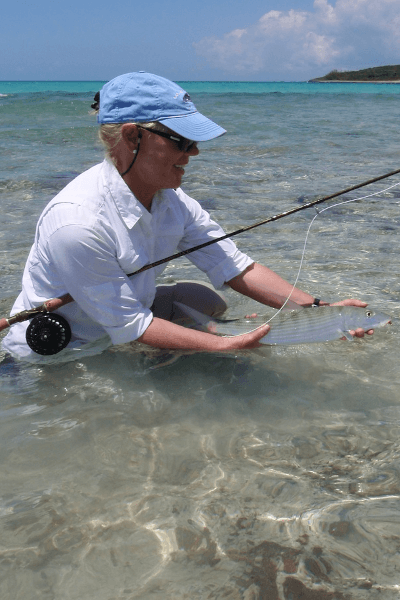 Catching Bonefish in Miami, Florida